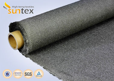 800 C High Temperature Thermal Insulation Fabric For Making Removable Jacket And Covers
