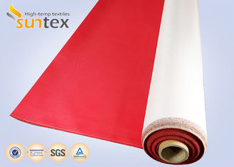 High Durability Fireproof Waterproof Fiberglass Fabric Polyurethane Coated Fiberglass Cloth